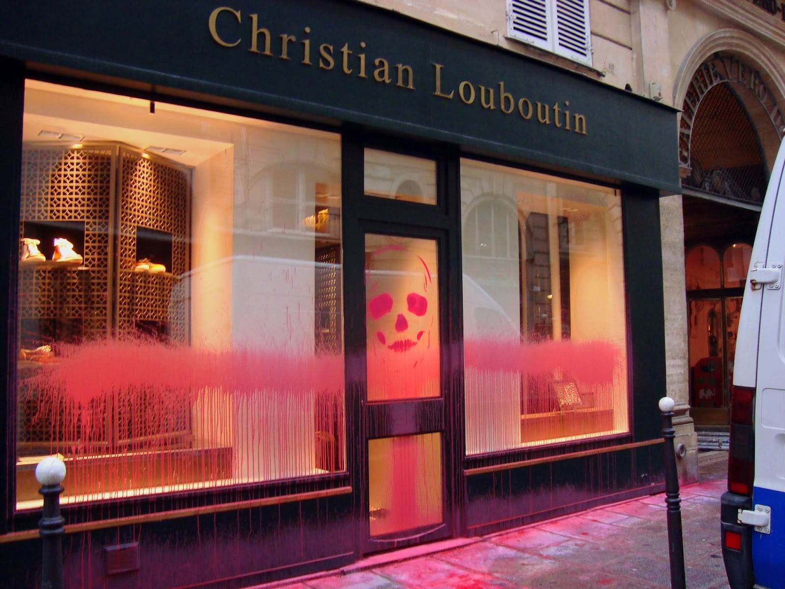 christian louboutin stores france