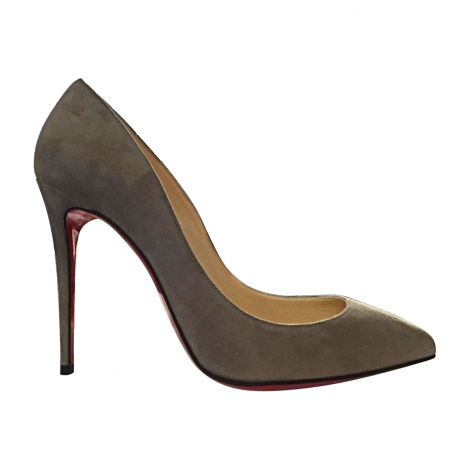 escarpins louboutin boutique