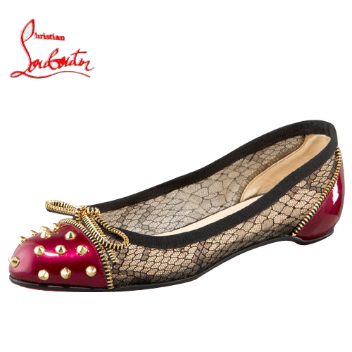 louboutin ballerines soldes