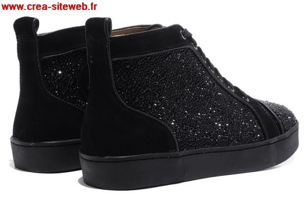 louboutin basket brillante