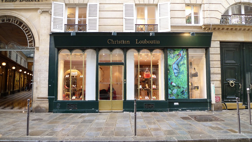 louboutin boutique en france