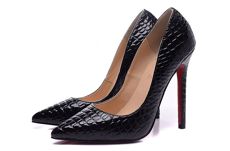 louboutin femme moins cher