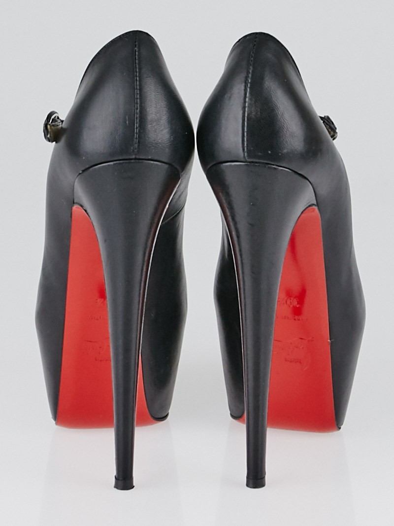 louboutin highness mary jane