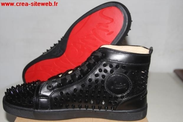 louboutin homme a vendre