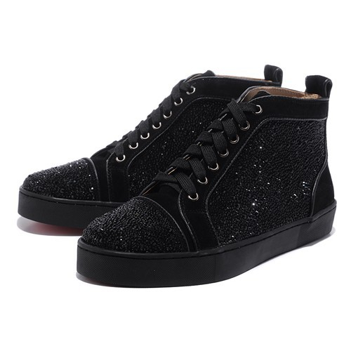 louboutin homme strass