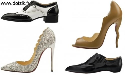 louboutin nouvelle collection