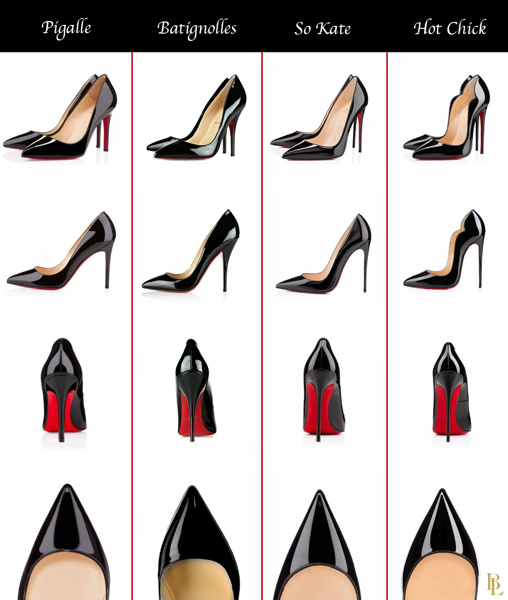louboutin so kate and pigalle